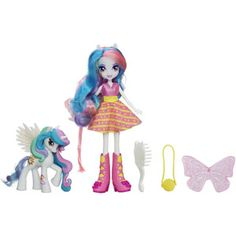 My Little Pony Equestria Girls minis photo finition Flashy photo classe Set