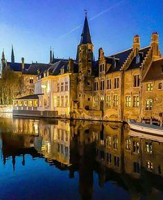 Brugge in Belgium.