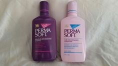 PERMA SOFT SHAMPOO Conditioner FOR PERMED HAIR 7 FL OZ. RARE!! #PERMASOFT