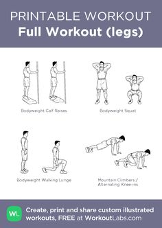 Total Gym Exercise Chart, Fitness Bootcamp, Gym Fitness, Fitness Life, Boot Camp Workout, Printable Workouts, Body Weight Training, Indoor Soccer, Play Soccer