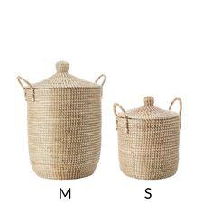 Anno kannelliset Hämy-korit Korn, Wicker Baskets, Vietnam, Nursery, Home Decor, Decoration Home, Room Decor, Baby Room, Child Room