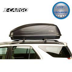 X-Cargo Sport 20 Car Top Carrier
