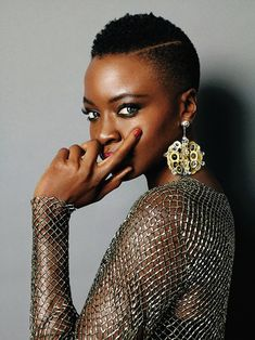 If you've decided to take the plunge and finally chop your hair, Get inspired with these 35 chic and stylish big chop hairstyles for short natural hair Short Hair Dont Care, Short Hair Cuts, Short Hair Styles, Natural Hair Styles, Pixie Cuts, Big Chop Hairstyles, Short Hairstyles For Women, Black Hairstyles, Short Afro Hairstyles Natural