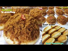 Resep Donat Kribo Empuk dan Menul (cocok buat isian snack box, acara dan hantaran) - YouTube Snack Box, Bakery, Muffin, Homemade, Snacks, Breakfast, Food, Morning Coffee, Appetizers