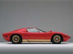 Bertone, Lamborghini Miura SV, 1971