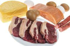 4 signos de falta de proteínas