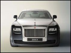 Download 2009 Rolls-Royce 200EX Concept Images, Picture, Wallpaper wallpaper picture