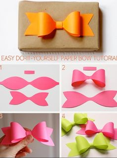 Cool paper craft!