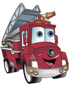 Kids Cartoon Characters, Cartoon Pics, Tayo The Little Bus, Baby Boy Cupcakes, Crab Art, Clip Art Pictures, Boy Images, Image Fun, Garage Art