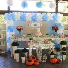 Princesa Luiza Cinderela - Cinderella Party