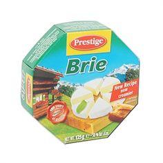 Prestige Brie cheese