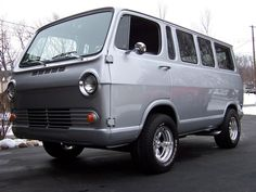 1966 Chevrolet G10 van Maintenance/restoration of old/vintage vehicles: the material for new cogs/casters/gears/pads could be cast polyamide which I (Cast polyamide) can produce. My contact: tatjana.alic@windowslive.com