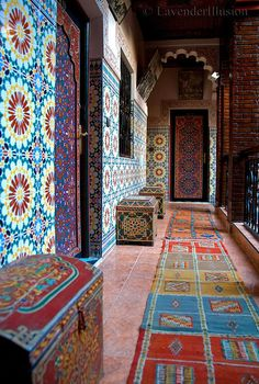 Hotel Fantasia.  Marrakesh, Morocco ★