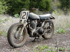 Matchless Nigthster 121