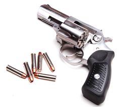 Real Guns - Ruger's SP101 327 Federal Magnum