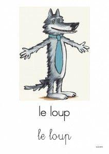 Cest Moi Le Plus Beau Dossier Complet Loup Sketches Et Album