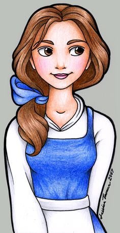 Country Belle by ArtfulJessica art drawings disney Country Belle by ArtfulJessica on DeviantArt Disney Drawings Sketches, Disney Character Drawings, Cute Disney Drawings, Girl Drawing Sketches, Disney Princess Drawings, Cool Art Drawings, Princess Art, Pencil Art Drawings, Cartoon Drawings