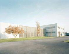 Galería de Imprenta Industrial Varigrafica / Massimo Adario - 9