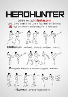 Headhunter Workout