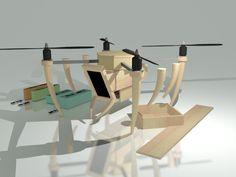 Latest Drone Design...