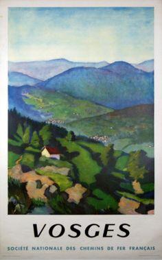 Vosges SNCF 1946 Zenico
