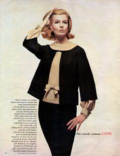 ANGELA HOWARD,  McCalls Ad - 1963