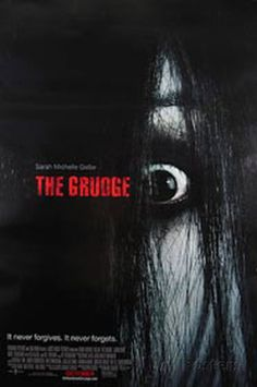 The Grudge Double-sided poster