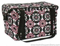 thirty-one summer 2013 pink medallion   Thirty One Gifts Fresh Market Thermal Tote Bag Pink Pop Medallion 2013