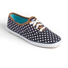 KEDS Dot Canvas Sneakers ($45)