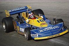 Ian Scheckter at the 1977 Italian Grand Prix F1 Motor, Italian Grand Prix, F1 Drivers, First Car, Formula One, Race Cars, Cool Photos, Racing, Bike