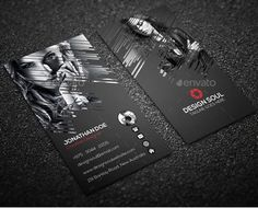 #psdtemplate #printready #businesscardtemplate #photographybusinesscard #cards