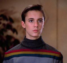 Wesley Crusher - You either love him, or hate him Uss Enterprise D, Wesley Crusher, Beverly Crusher, Starfleet Academy, Star Trek 2009, Wil Wheaton, Star Trek Characters, Star Trek Universe, Shut Up