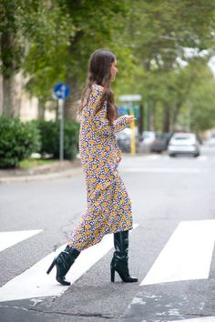 See the best street style looks from Milan fashion week: