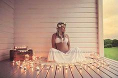 Sacred pregnancy / photos