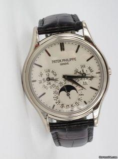 b1a82384170 Patek Philippe Grand Complication Perpetual Calendar 5140 Perpetual  Calendar