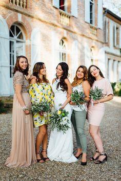 tenue témoin mariage citron jaune italien