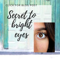 click on link to find the life changing dark eye cure! it stops and gets rid of dark, dry, tired eyes, and brightens them to make you look awake.