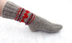 knitted+wool+socks,+knit++wool+stockings+from+peonija+handmadeshop+by+DaWanda.com