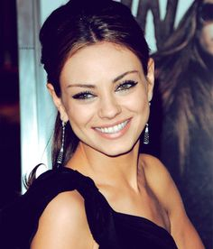 Mila Kunis, not little Jackie Berkhart anymore.