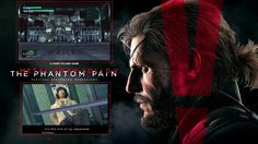METAL GEAR SOLID V: THE PHANTOM PAIN Avvistato Emmerich e MG