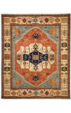 Darya Rugs; Ziegler Lamonica (wool; Pakistan)