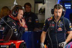 Formel 1 2014, China GP, Shanghai, Red Bull, Bild: Sutton