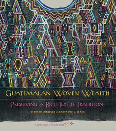 Textiles are truly the cultural wealth of Guatemala, and the pieces featured here in full color express the joy and tears of generations of Mayan people. Each piece is expertly described by noted researcher and collector Raymond Senuk adding perspective and value to the recent weavings coming out of Guatemala's villages. Vignettes about the weavers, […]