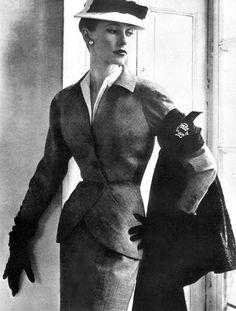1951 Christian Dior Suit