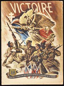 Liberation of Paris in Literature