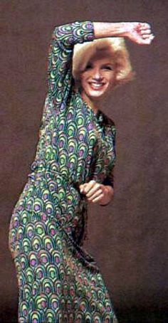 Marilyn Monroe by Stern in one of her Pucci dresses.