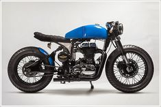 royal enfield continental gt custom - Google Search