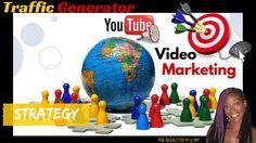 Traffic Generator – YouTube Video Marketing Strategy