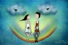 """You Make Me Smile"" by Amanda Cass"