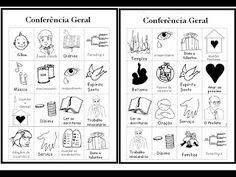 Primária SUD Online: Mais Atividades Para Conferência Geral!!